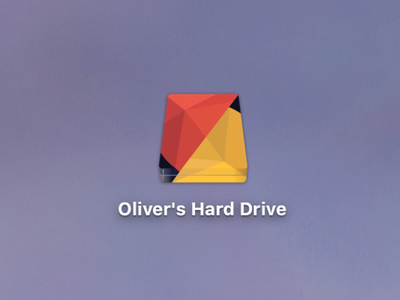My Hard Drive Icon ;)