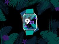 ⌚⌚ Jungle Apple Watch ⌚⌚