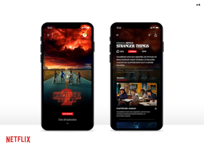 🍿 Redesign Promotional View 🍿
