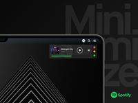 Minimize Spotify 💚