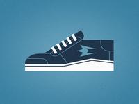 Blue Shoe 3