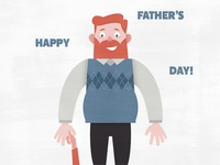 Father's Day—Sweater Vest