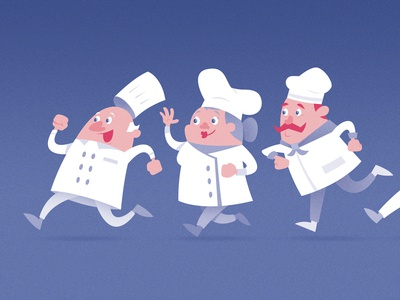 Eager Chefs