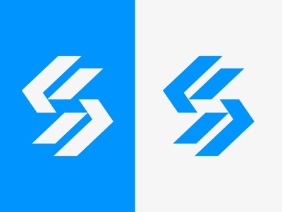 S Monogram / Logo Design fashion icons s icon branding logo logotype monogram mark flat minimalist unique creative vector s logo identity illustration logo designer brand design logo design
