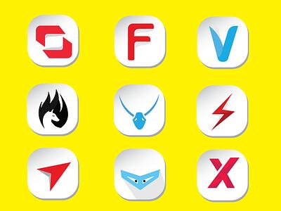 Brand new logo and app icon design designer logodesign brand presentational logoart logofolio logotype logolism logos iconic appicon app typography minimal illustration vector logo handdrawntype branding design