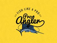 Pro Angler Logo
