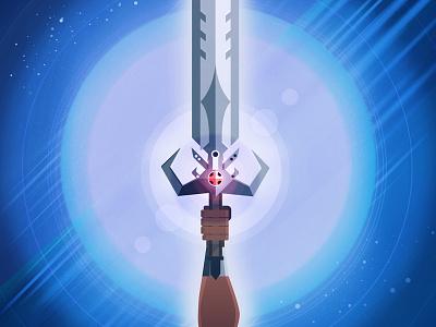 He-Man's Sword