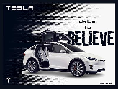 Social Media Car Ad design (Tesla 1.1) ad design brand design instagram post instagram banner social media banner design facebook post facebook ads design branding banner ads design banner ad