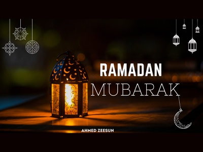 Ramadan Mubarak Template Design 2021 ad design instagram post instagram banner typography design social media design facebook ads branding banner ads design banner ad