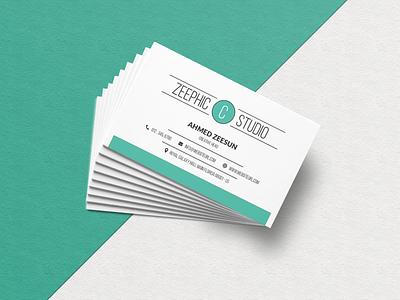 Minimal Business Card Design social media branding design minimal business card design business card design minimal