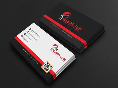 Real Estate Business Card Design v2.0 besr business card design design2021 ahmed zeesun real estate business card design business card branding logo graphic design ui