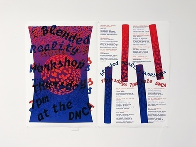 DMCA Blended Reality Workshop Posters