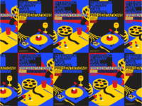 DMCA Interdisciplinary Arts Awards Posters
