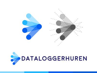 Branding   Logo Dataloggerhuren.nl