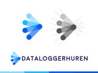 Branding | Logo Dataloggerhuren.nl