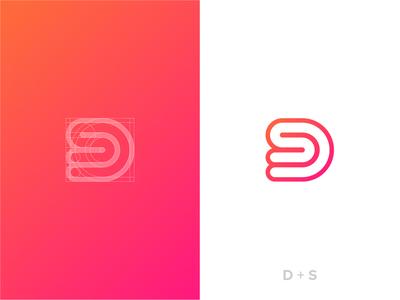 D + S Monogram