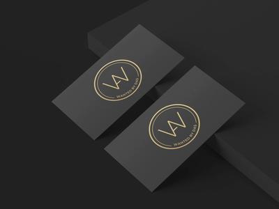 Wanted by Das Brand Assets icon design identity design fashion denisestienen friends golden logo grid brand assets gradient icon identity logo design typography design branding animated animation logo