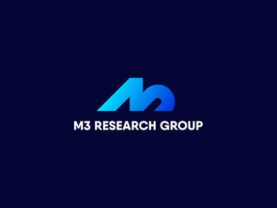 M3 Research Group Launch reveal launching ui ux web animation rebranding branding webdesign launch