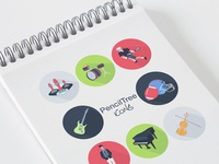 ICONS: Penciltree Project