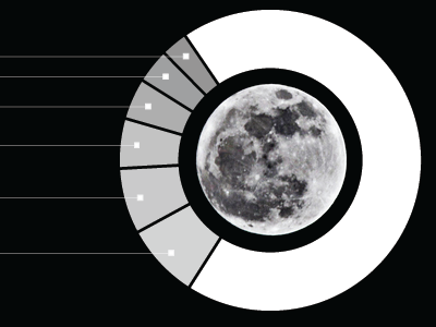 Moon Shot moon illustrator