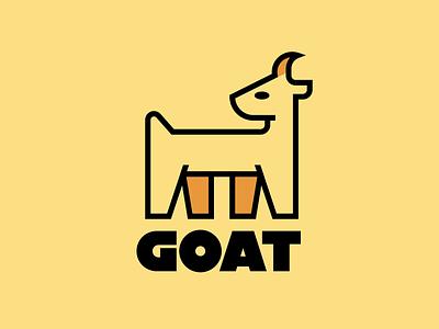 🐐 logo inspiration logo design animal logo logos animals drawing vector goat logo goat minimalist animal minimalist minimal illustration animal design logo