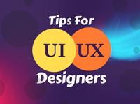 Tips For UI / UX Designers ux app design ui app design app design apps third party tools ux designer ui designer ux ui