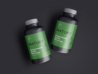 Supplement Bottle Mockups Vol.2 medical bottle natural template plastic mockups