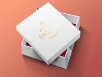 Gift Box PSD