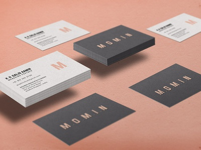 Business card mockup by graphicsfuel rafi dribbble business card mockup reheart Image collections