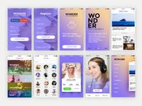 Wonder app ui kit fullview1