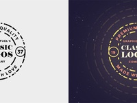 Circular logos badges2