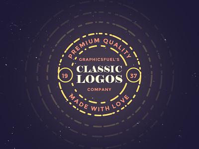 Sugar-Coated to the Logo / Badge circular logos circular badges logos badges vector vectors freebies free download vintage