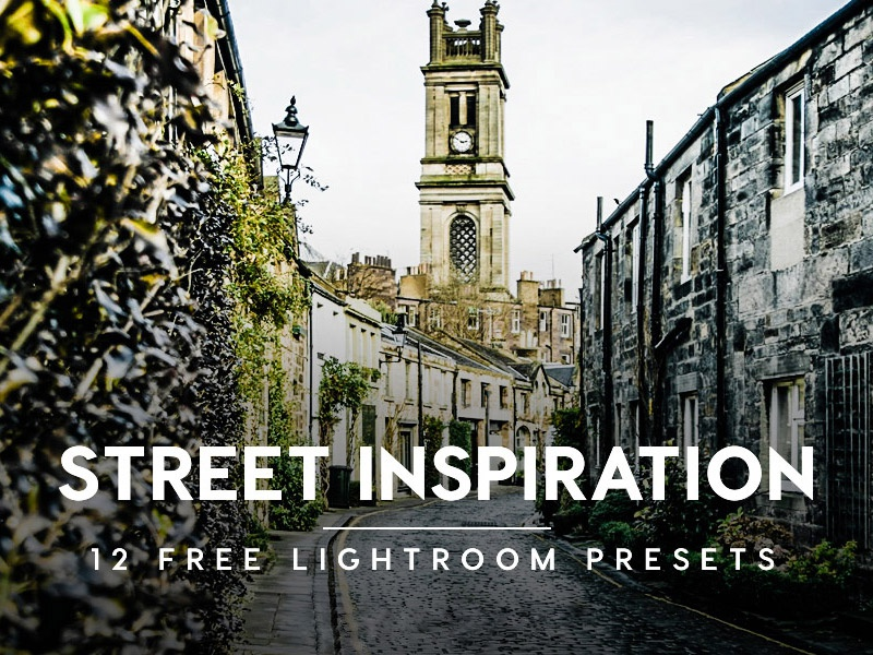 12 Free Lightroom Presets street download freebie free photoshop presets lightroom presets