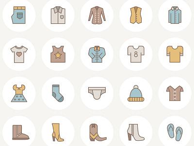 Free Fashion Icons clothing icon download free freebies freebie vector vector icons icons pack icons fashion
