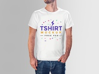 Tshirt Mockup PSD Template