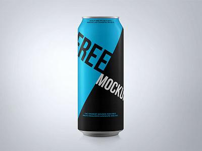 Soda & Soft Drink Can Mockup graphics photoshop download freebies freebie free mockups psd mockup template mockup soft drink can soda can