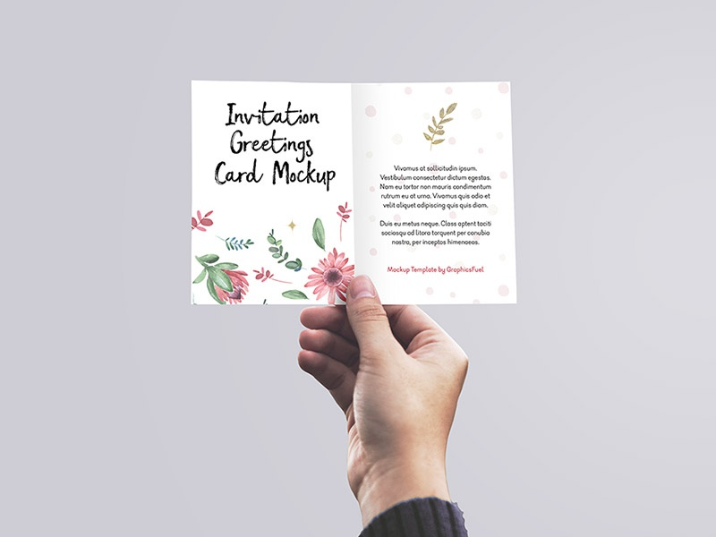 Free invitation greeting card mockup psd by graphicsfuel rafi free invitation greeting card mockup psd m4hsunfo