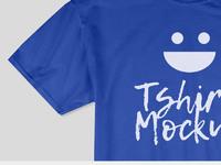 Tshirt mockup psd