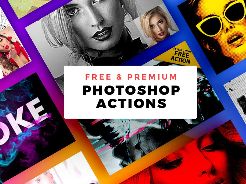 Download Photoshop Actions