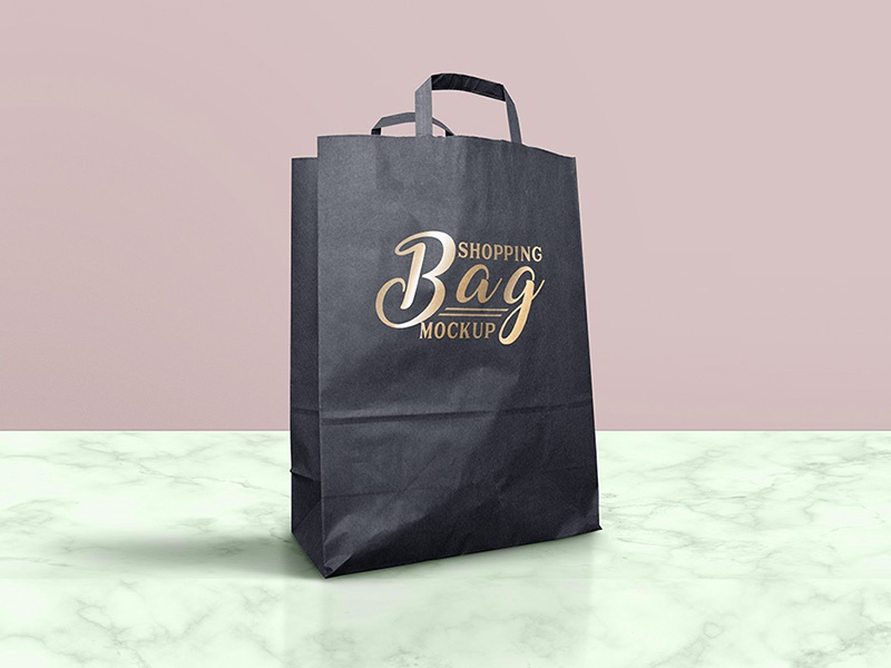 Shopping Bag Mockups