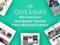 Giveaway: Premium Wordpress Themes