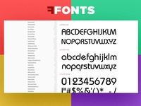 Thousands of Free Fonts are Yours for the Asking