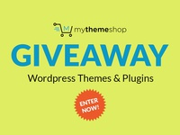 Giveaway: WordPress Themes And Plugins