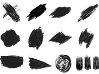 Handdrawn Abstract Shapes