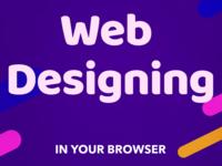 Web Designing In Browser