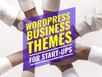 Wordpress Business Themes For Start-ups