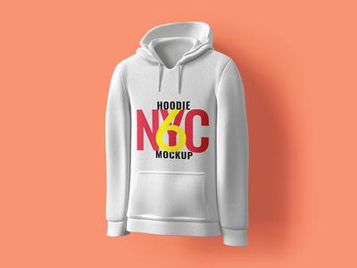 Hoodie Mockup PSD