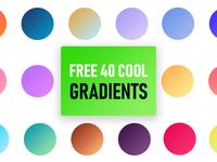 40 Free Gradients