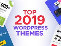 Toop 2019 Wordpress Themes