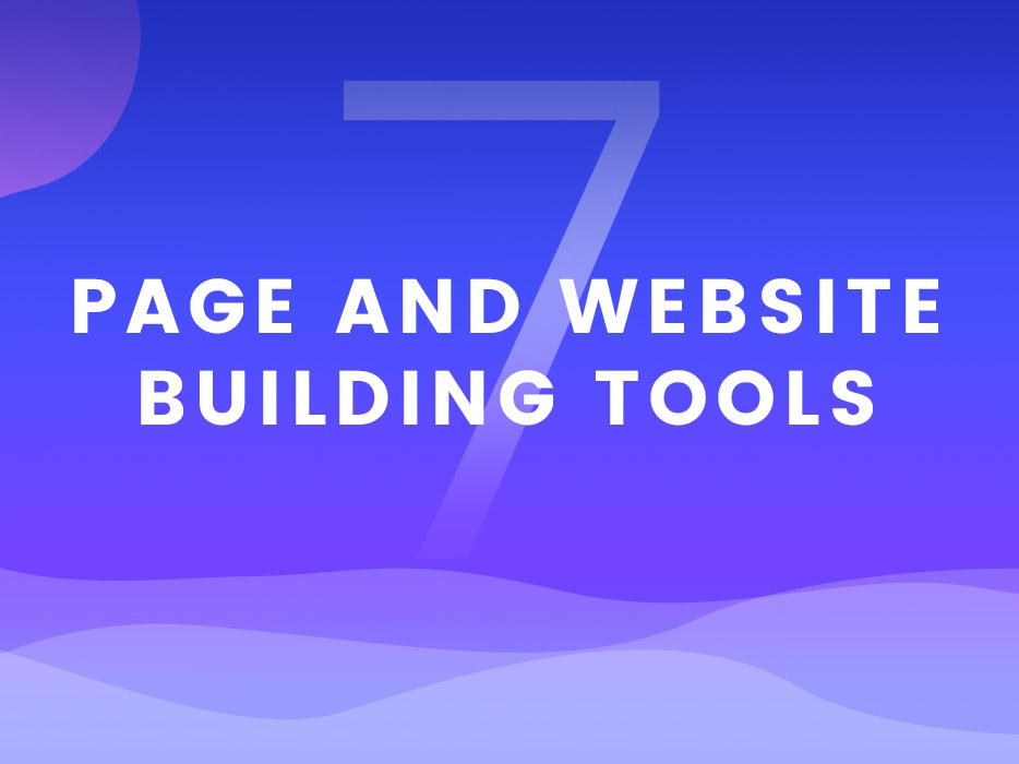 Website Building Tools websites building tools website builders page builders web tools website building tools
